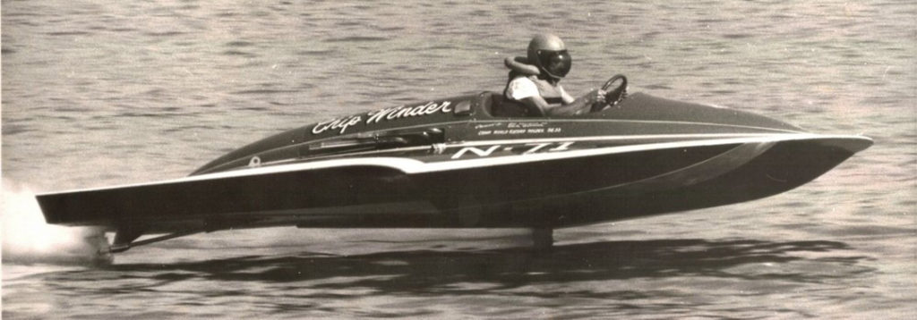 hydroplane-boat